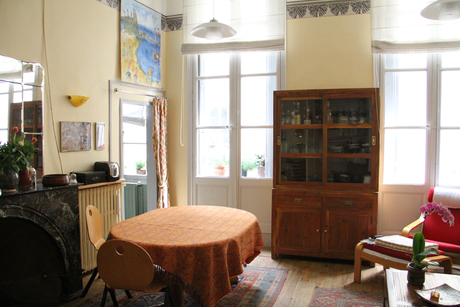 Appartement montpellier for Grande salle a manger